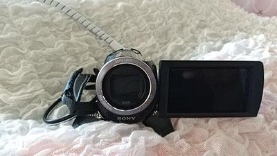チャットルームのカメラ